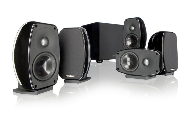 Paradigm Cinema 100 CT Home Theater Speaker System