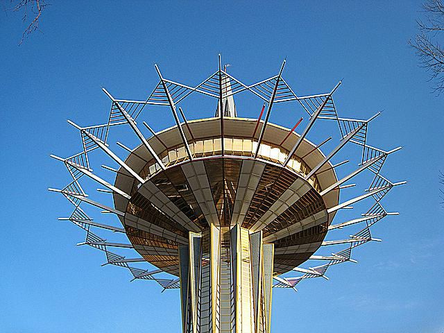 Oral Roberts University Prayer Tower