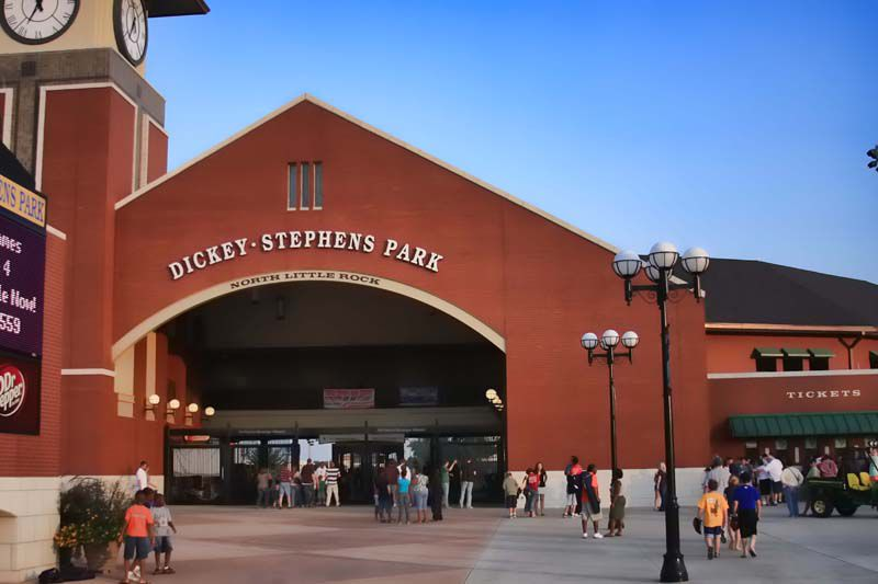 Dickey-Stephens Main Entry