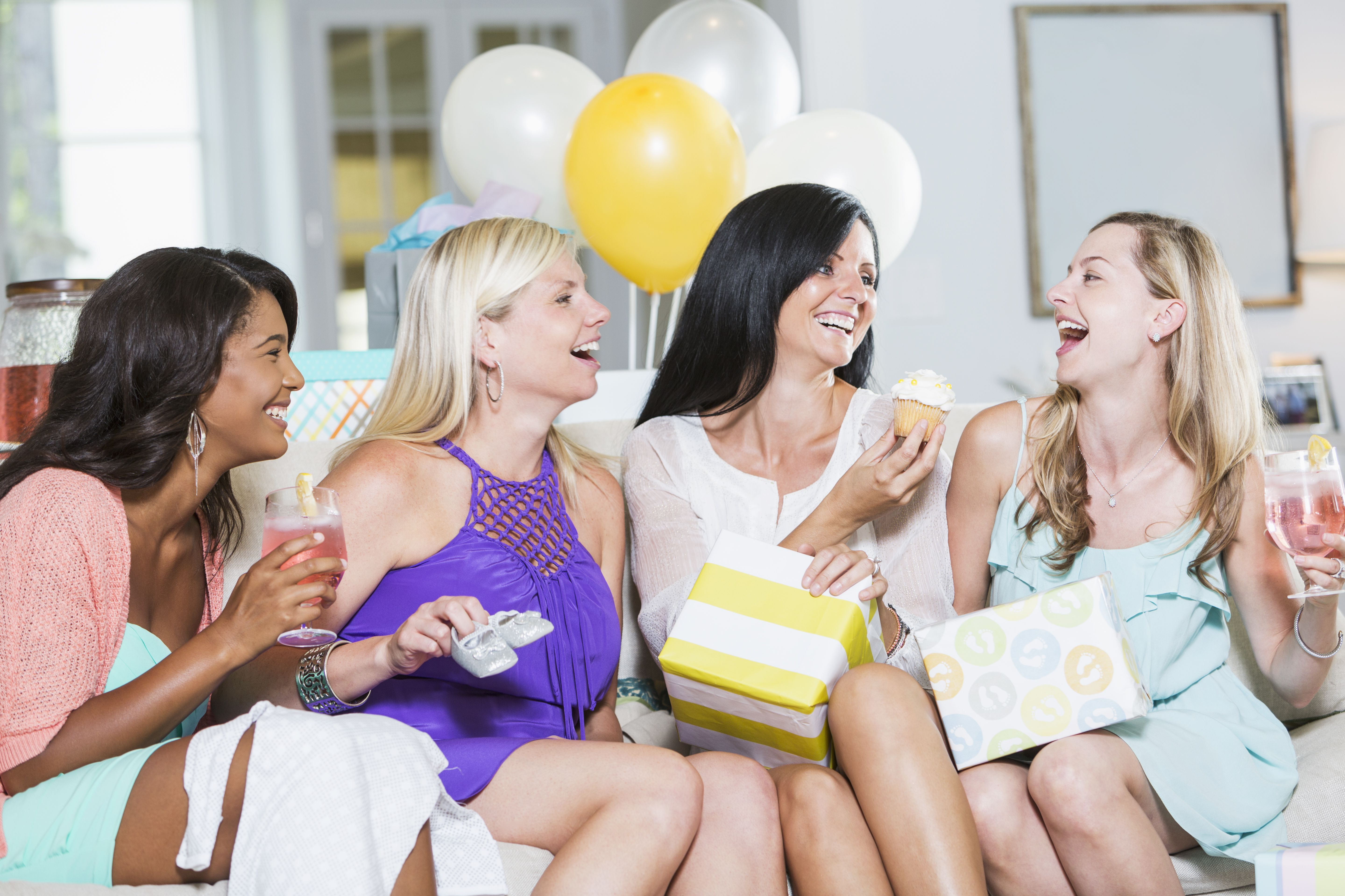 47 Free Baby Shower Games That Arent Lame