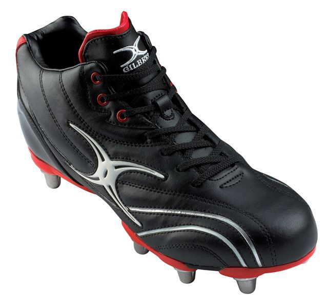 different rugby boots for players in different situations