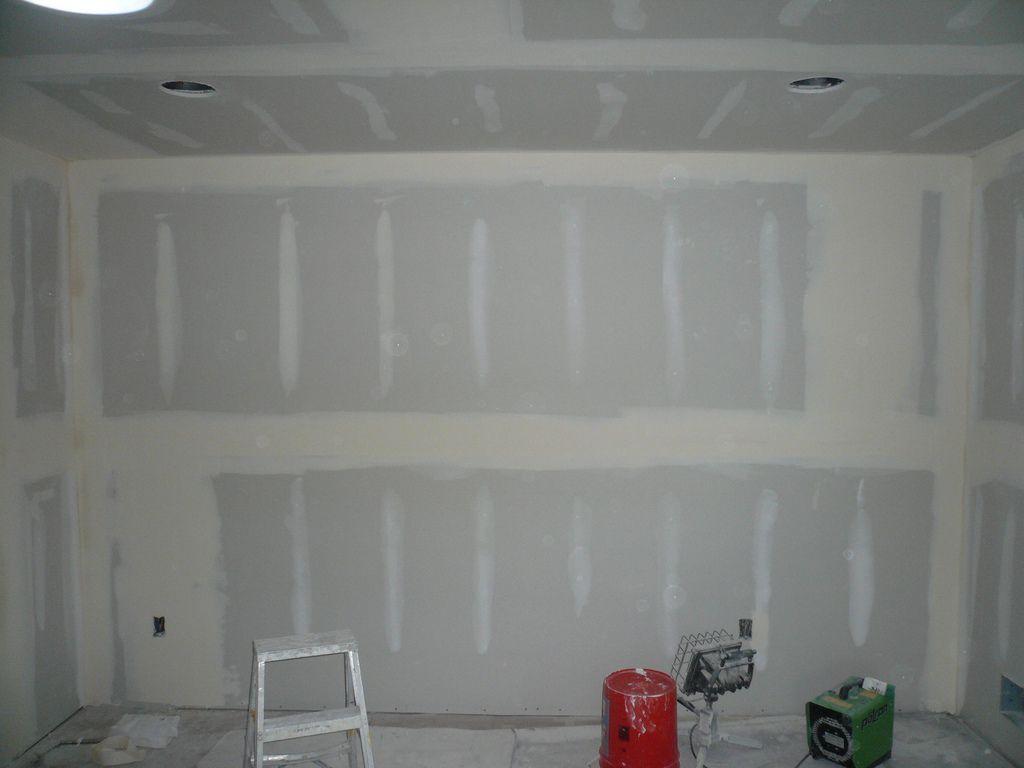 Gypsum Wall Board ~ Learn about gypsum board finish levels