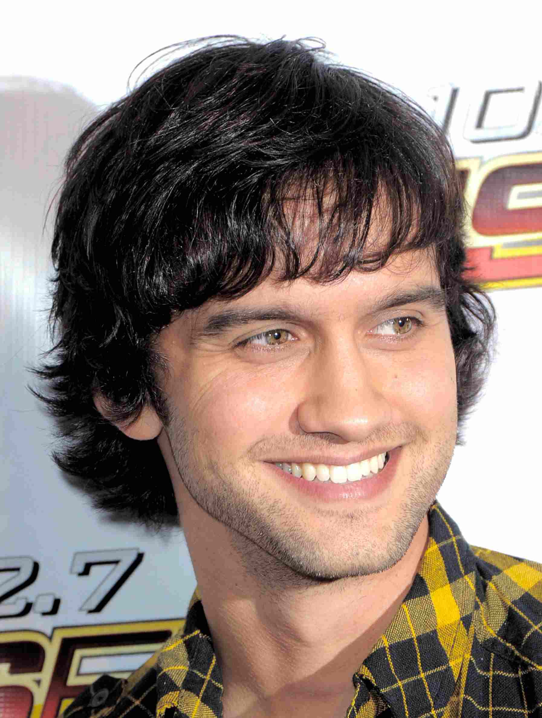 Shaggy Mens Hairstyles Slideshow Gallery
