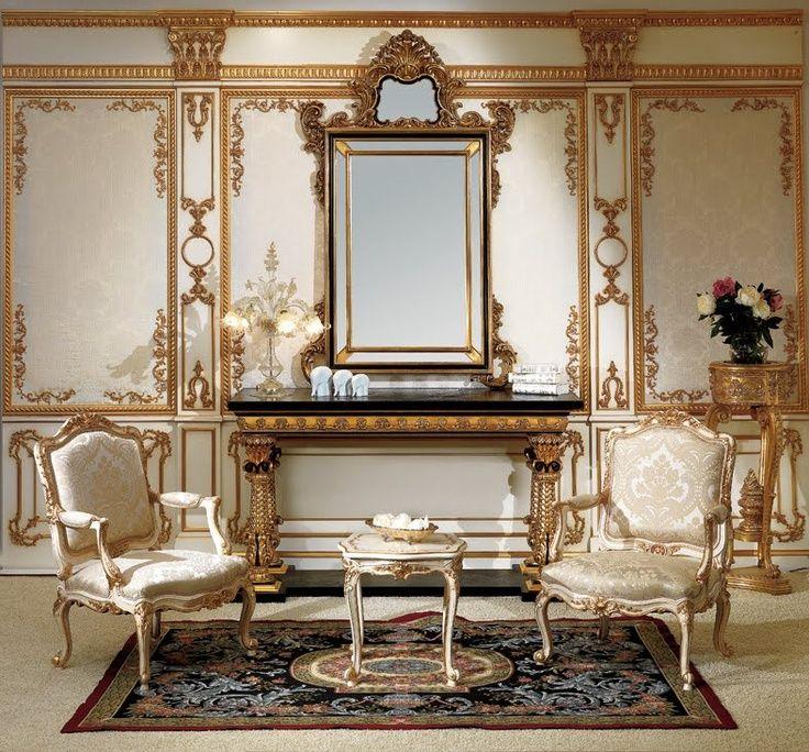 6 caracter sticas b sicas del estilo barroco - Estilo barroco decoracion ...