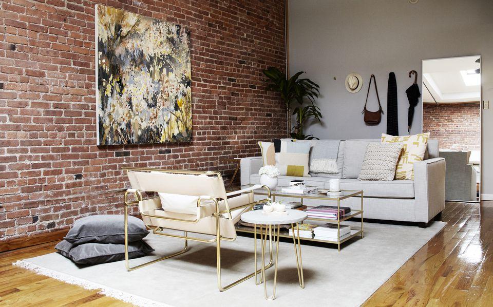 An Artsy Loft In Brooklyn