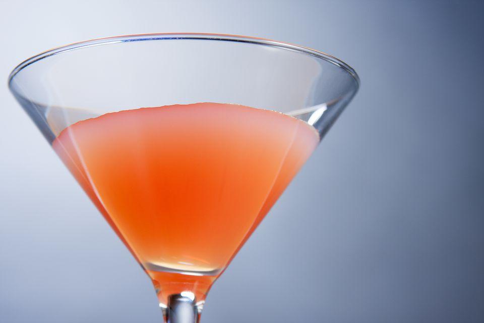 Cuban Rose Cocktail