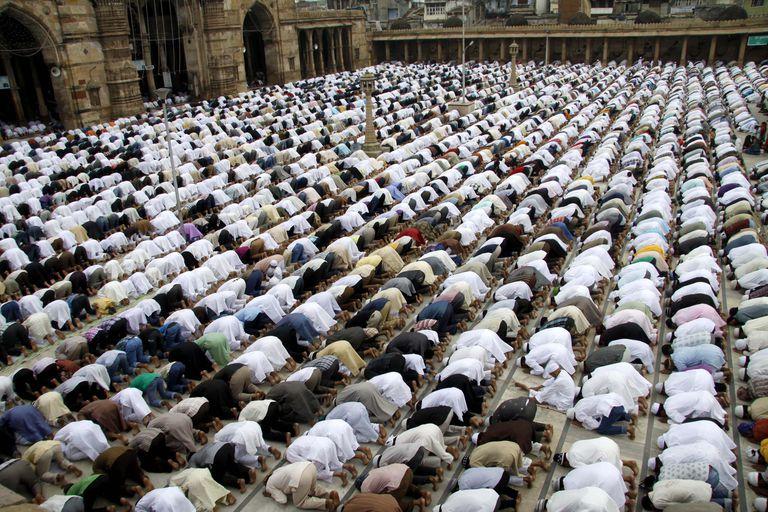 Islamic Worshippers