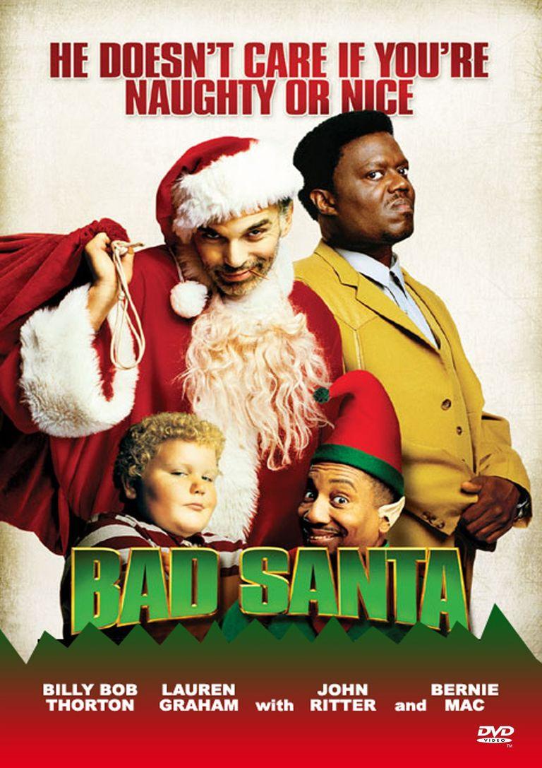 Bad Santa cover
