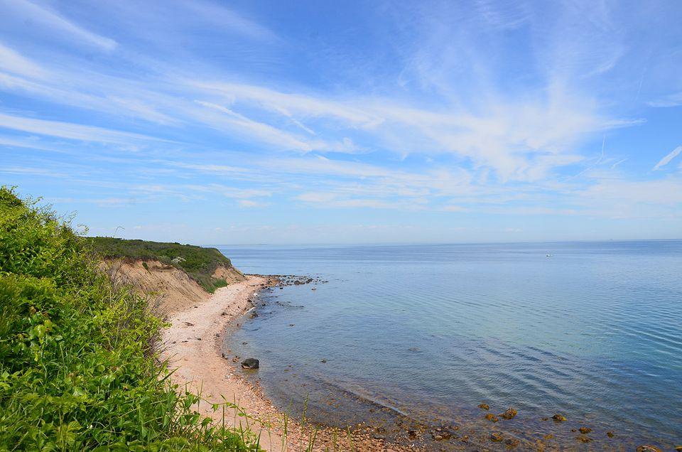 Best RI Beaches Clay Head Preserve Block Island
