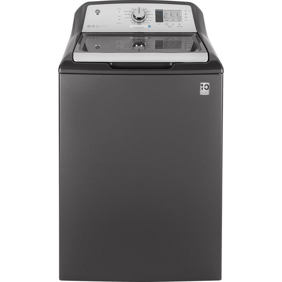 The best top load washer with agitator - Best For Smart Homes Ge Smart Top Load Washer With Wifi