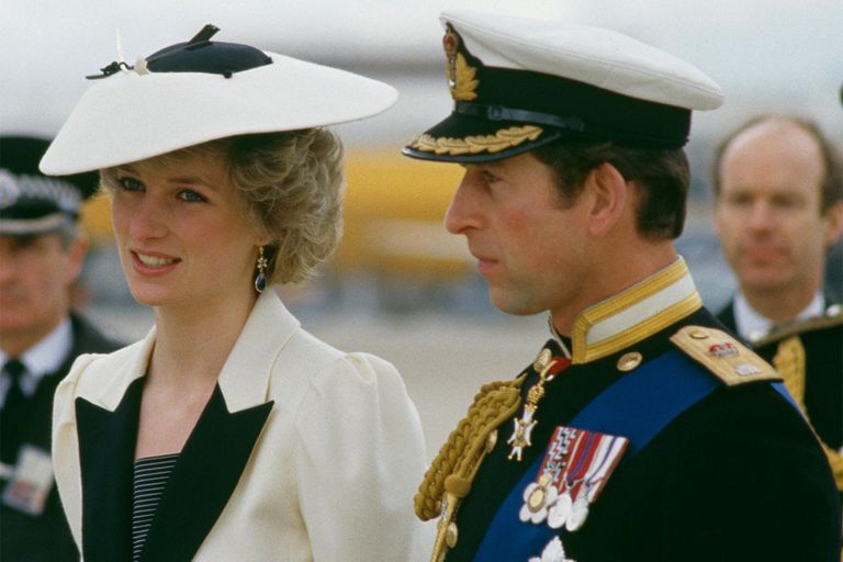 Prince Charles Of England And Wife