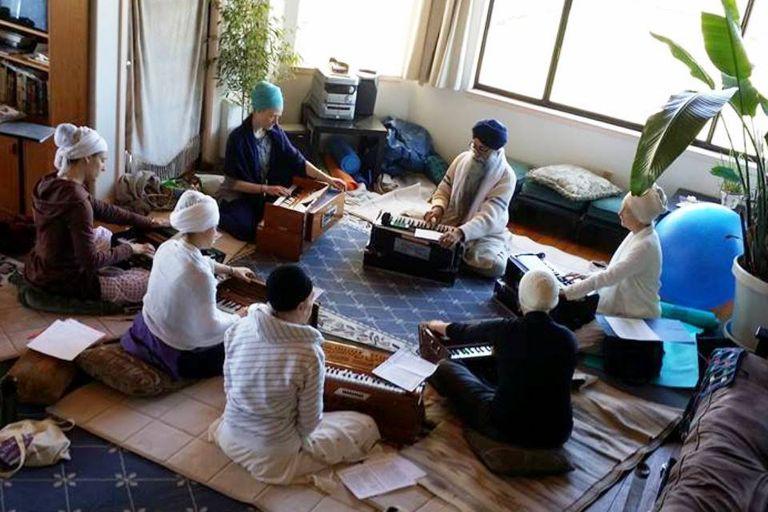 Kirtan Practice Abhiaas