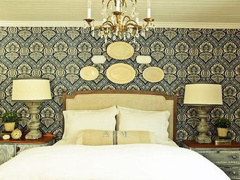 Here S How To Decorate Your Bedroom Walls Without Painting Them