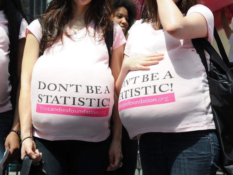 Statistics On Teen Pregnancy Rates In The Us And More-8066