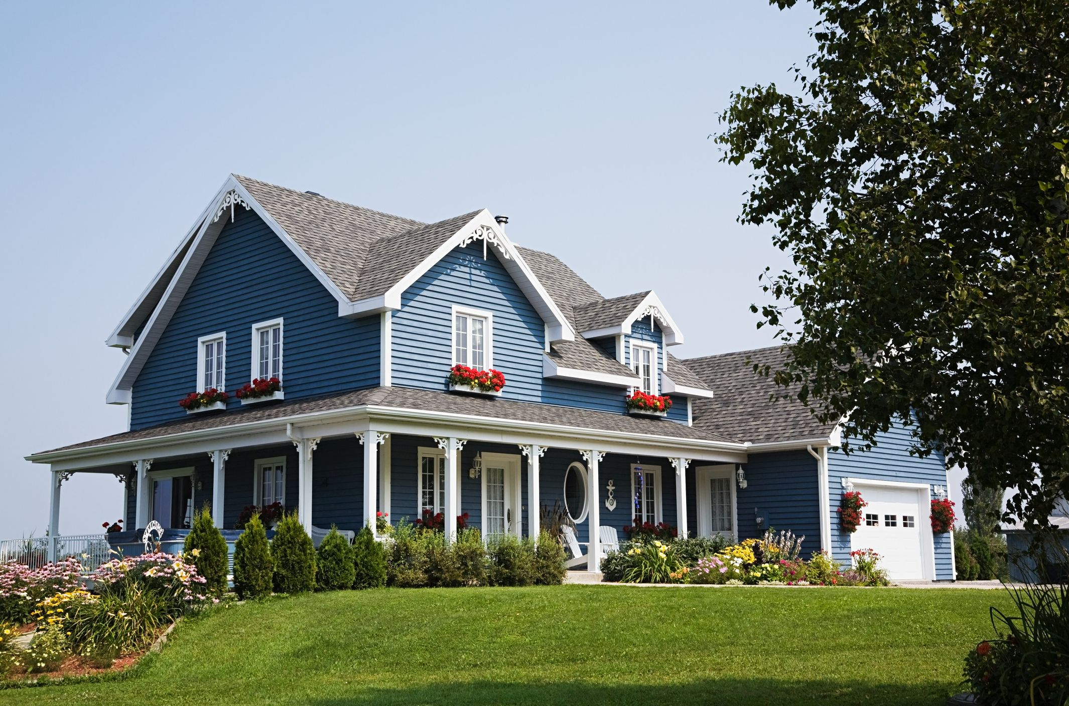 10 gorgeous house siding colors that take you beyond tepid gray home exterior basics