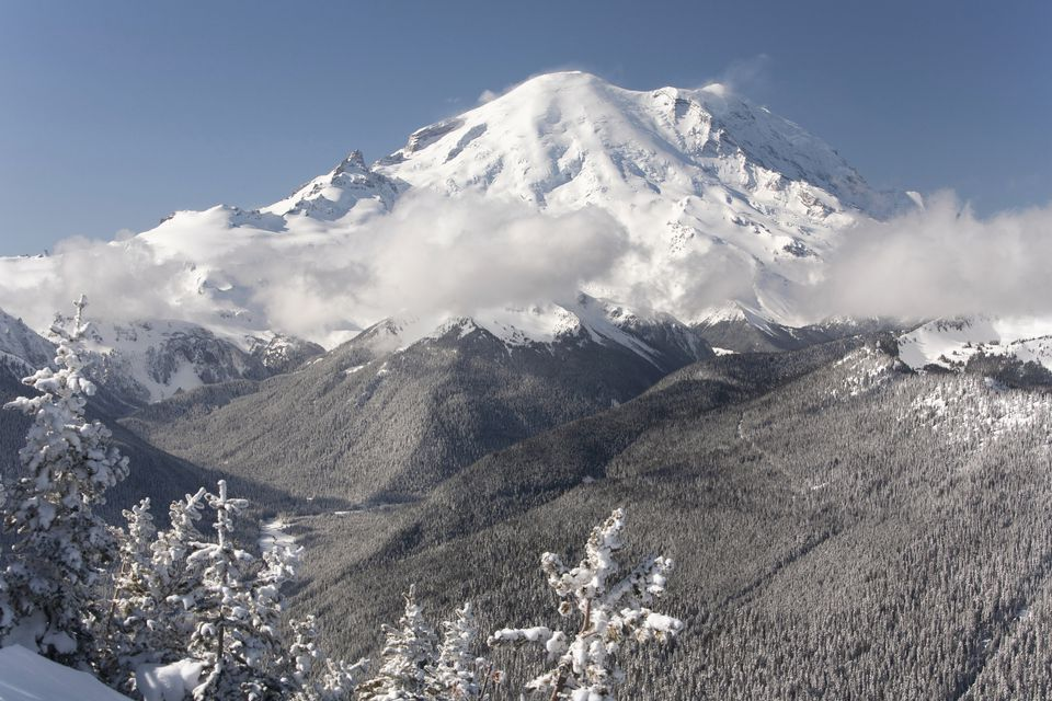 Best national parks for christmas for Where to go for a white christmas in usa
