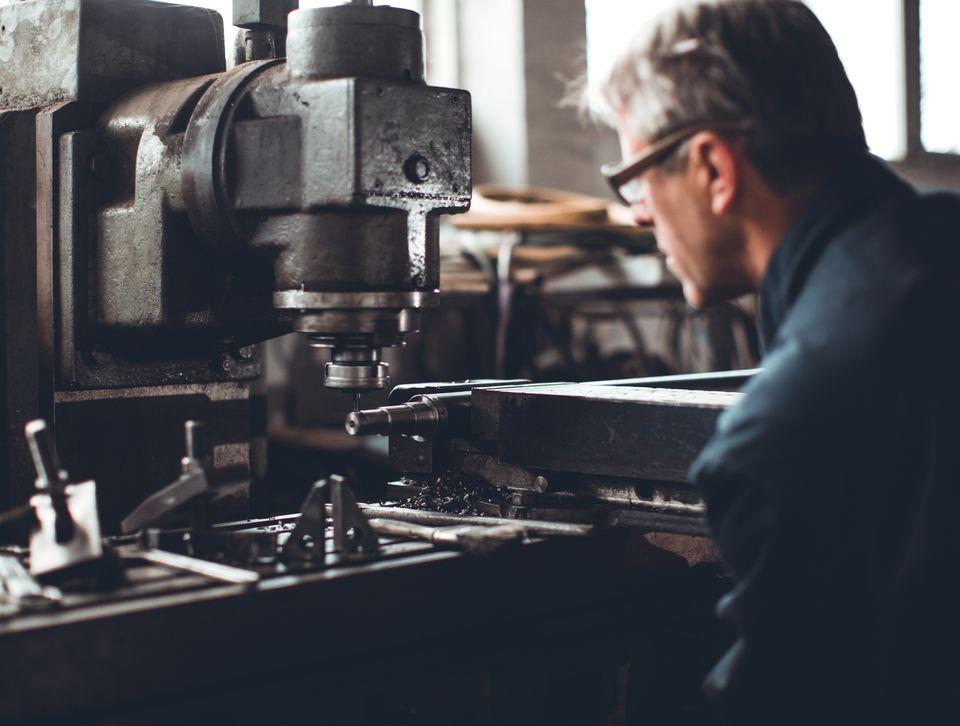 drill press tune up
