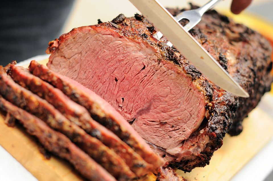 Timing Prime Rib When Grilling Or Smoking