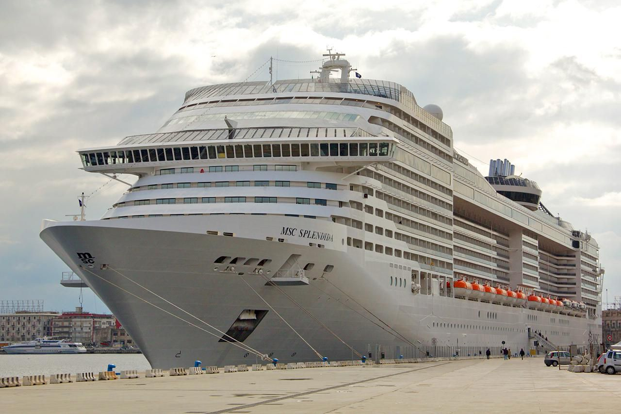 Msc Splendida Cruise Ship Tour And Profile
