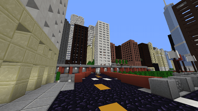 Amazingly Built American Cities In Minecraft