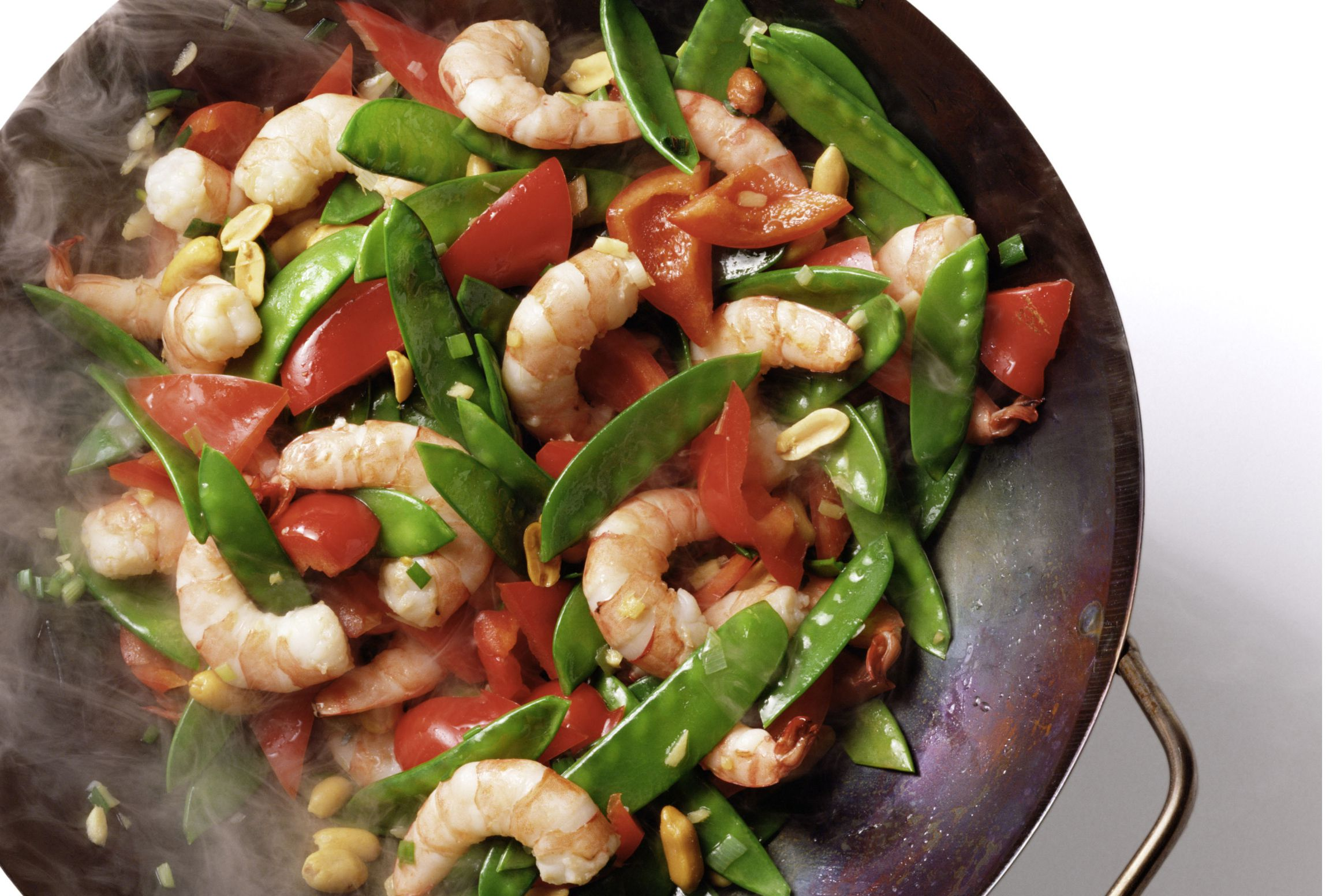 Shrimp and Angel Hair Pasta Recipe