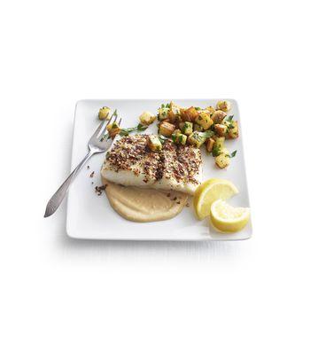 How To Make Fish With Tahini Sauce