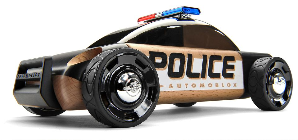Automoblox Police Car