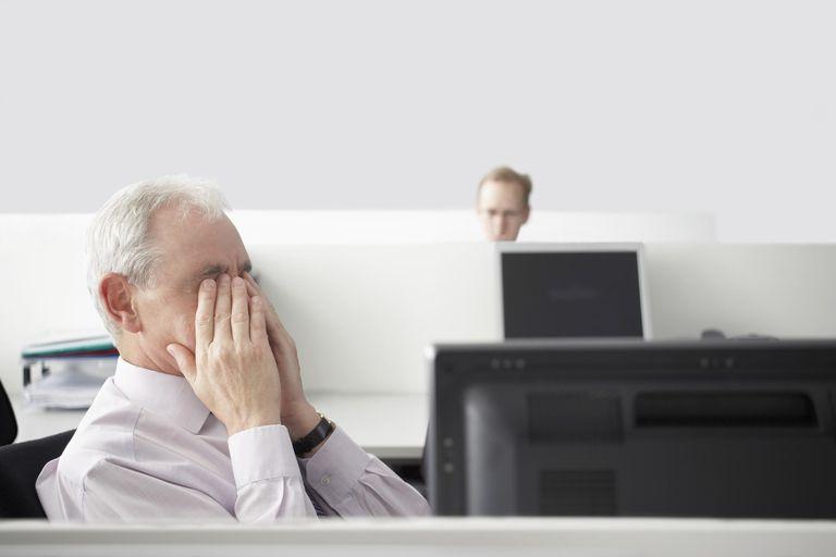 Computer Vision Symptoms