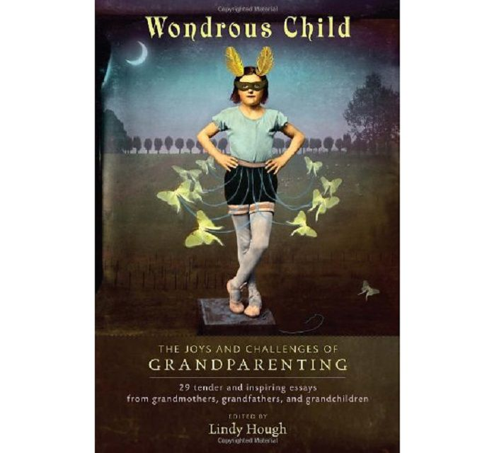 book about the joys and challenges of grandparenting