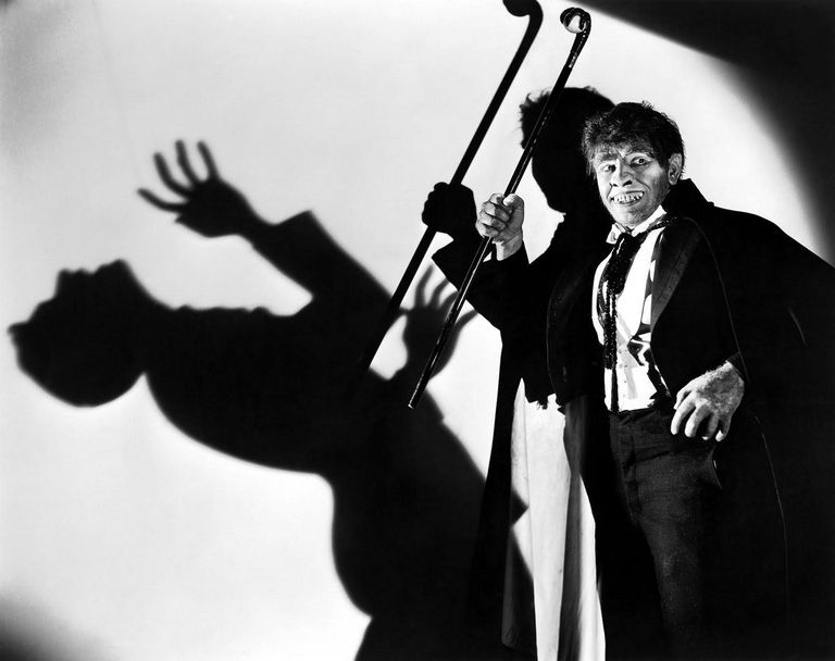 Fredric March in 'Dr. Jekyll and Mr. Hyde'.