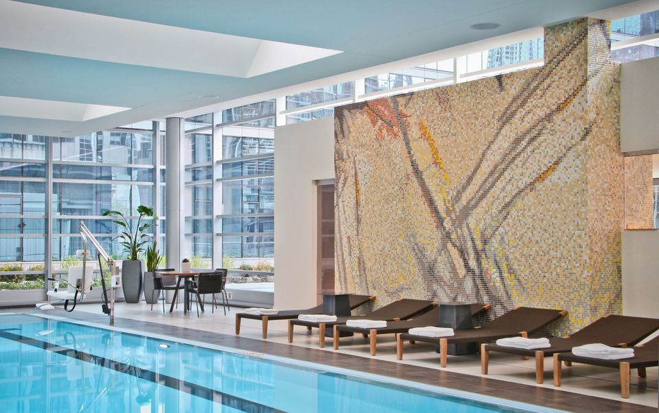 Take A Dip Inside These Top Indoor/Outdoor Pools in Chicago