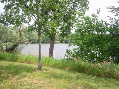 Como Lake, near Black Bear Crossing Pavilion