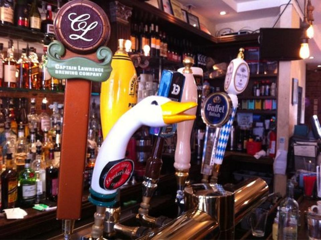 What's on tap at Alchemy Restaurant