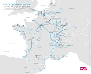 How To Plan Your Trip Through France On Tgv