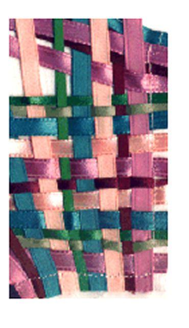 Ribbon Weaving Example