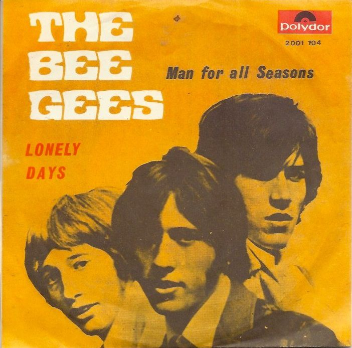 Bee Gees Lonely Days