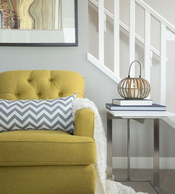 Home Design Ideas By Room - Gray and yellow living rooms ideas