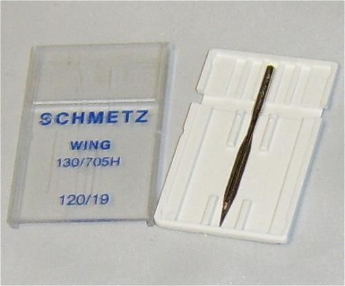 A photo of a wing Needle.