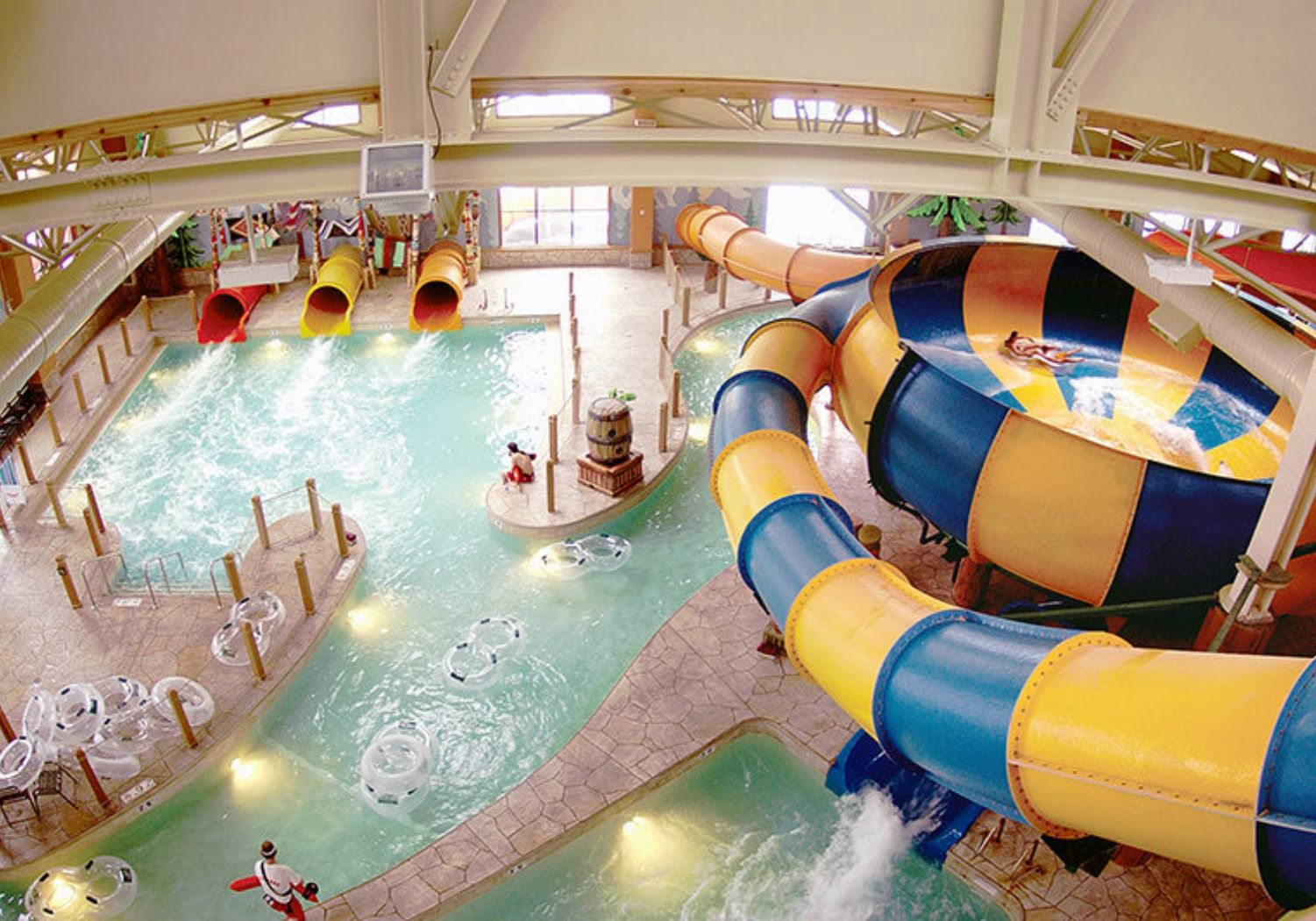 Great Wolf Lodge Poconos Indoor Water Park Resort