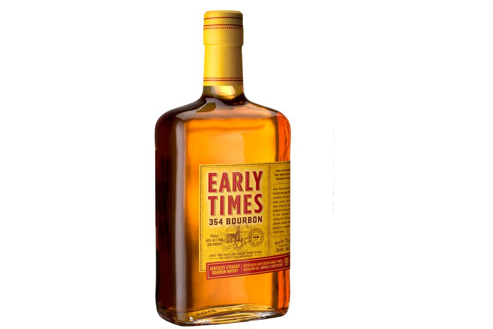 Early Times 354 Bourbon Whiskey