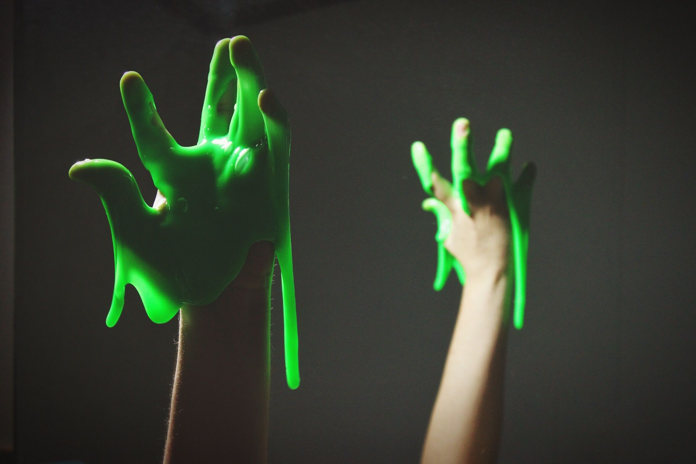 Easy oobleck recipe make non newtonian slime make goo slime with this fun chemistry demonstration ccuart Images
