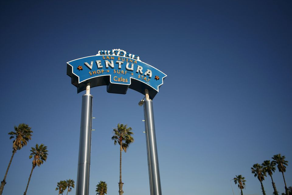 Welcome to Ventura California