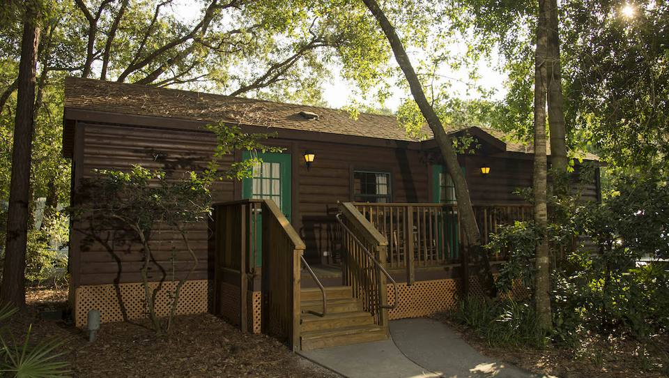 Disney's Fort Wilderness Resort Cabins & Campground