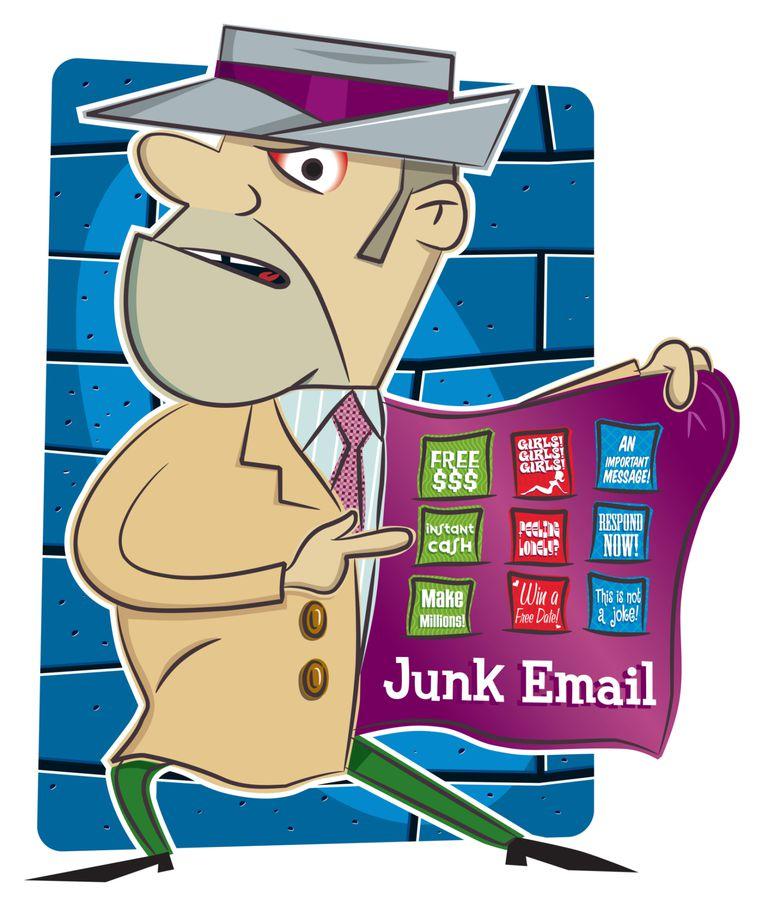 Correo no deseado (spam o junk)
