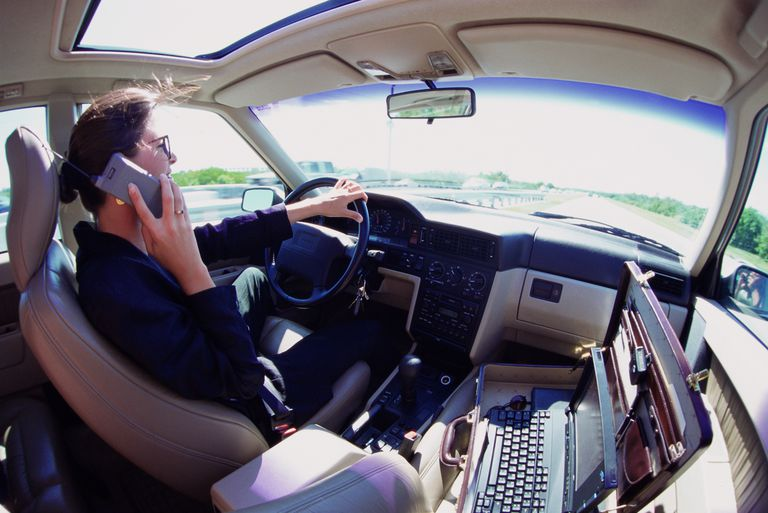 business driving