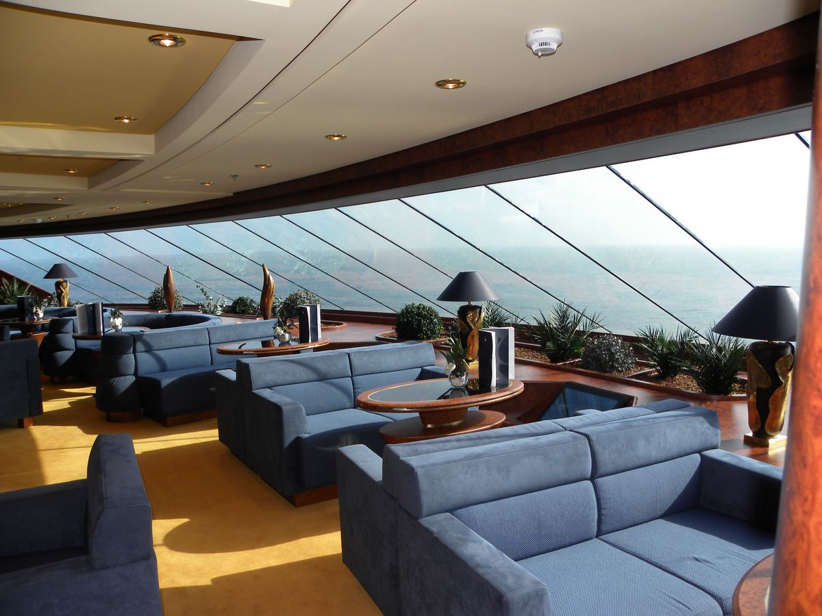 MSC Yacht Club on the MSC Splendida Cruise Ship