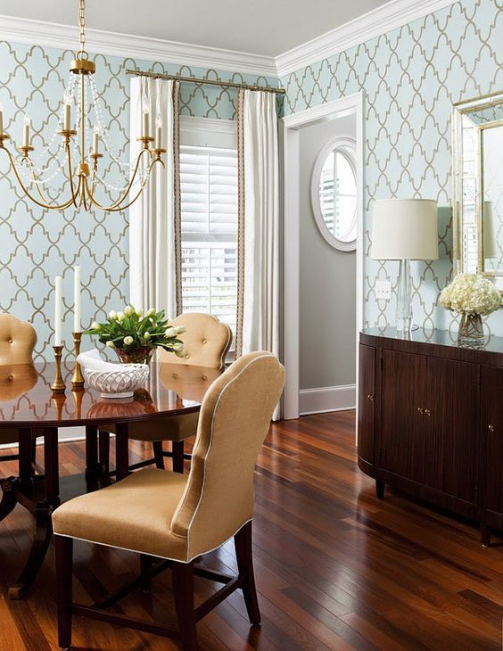 An Expert's Guide To Hanging Your Own Wallpaper