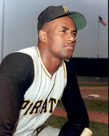 Roberto Clemente, Pittsburgh Pirates baseball legend
