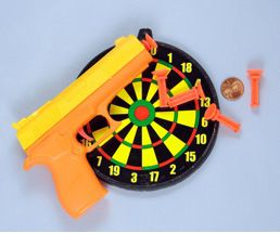 Toy Recall: Auto Fire Toy Dart Gun Playsets from Family Dollar Stores - New Toy Recall