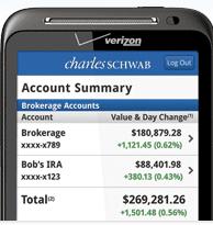 Schwab Mobile Deposit app review